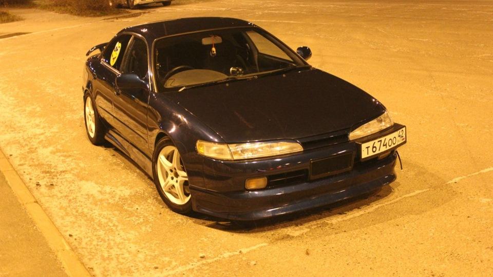 Отзыв владельца Toyota VII (E1 ): Тойота 7 (E1 ) 1992