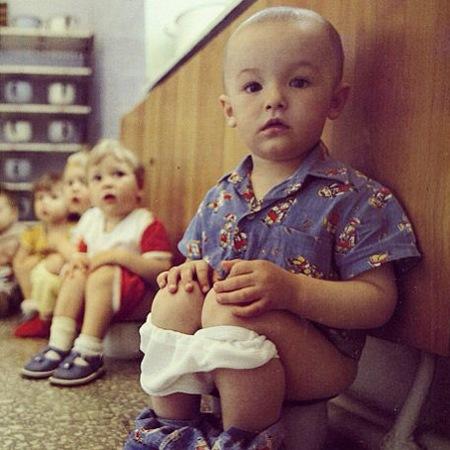 Вспоминаем советские детские сады