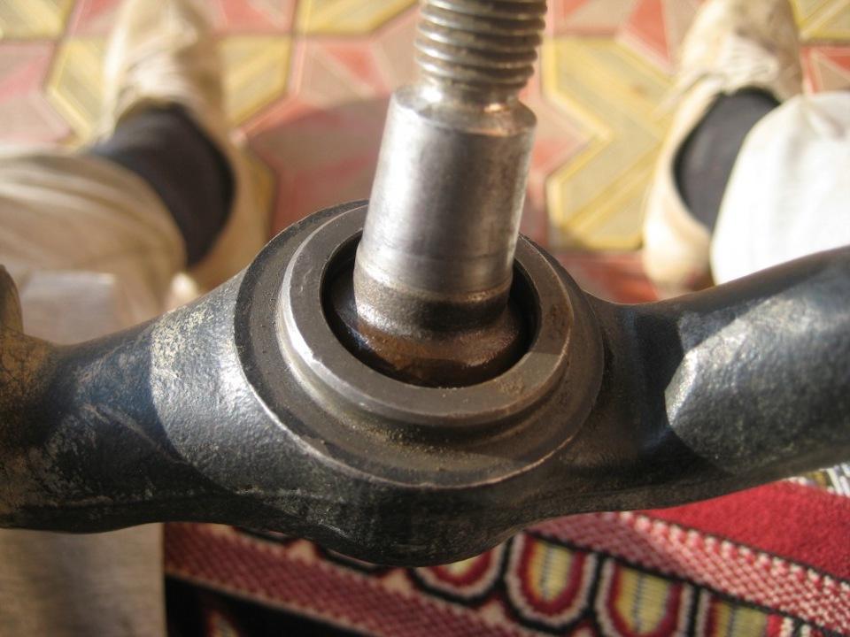 Реставрация рулевых тяг