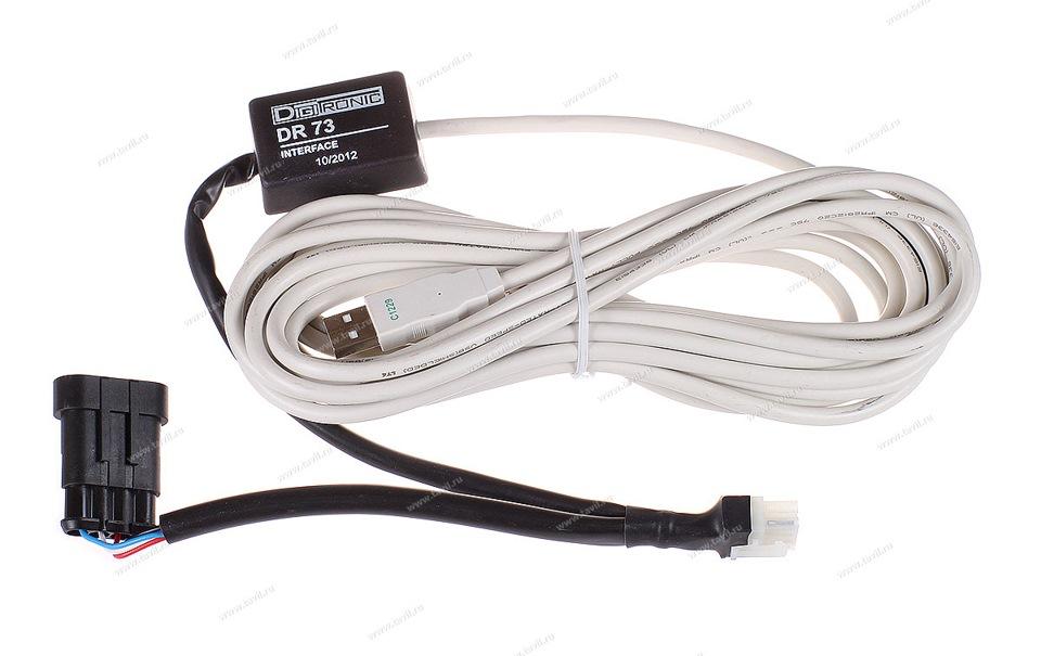 Диджитроник кабель диагностический своими руками