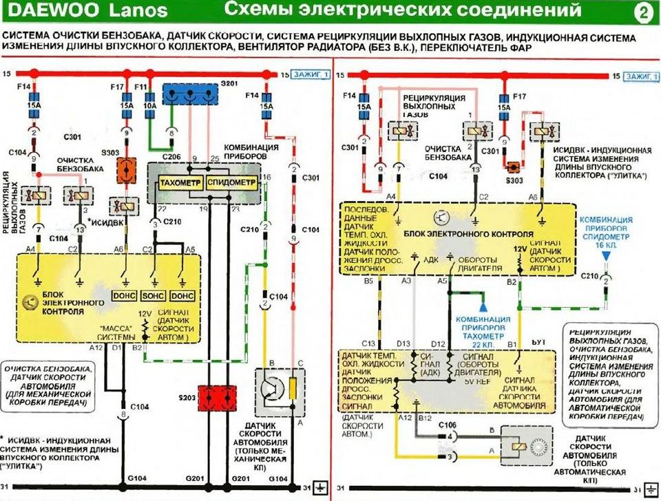 Все электрические схемы