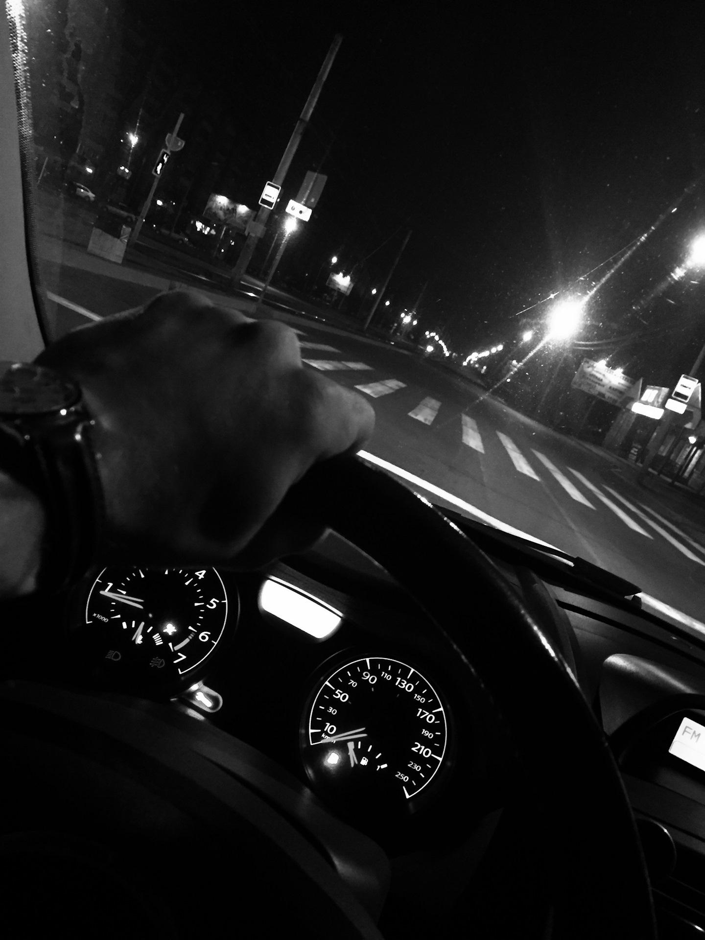 для картинки ночью в машине список снаряжения для
