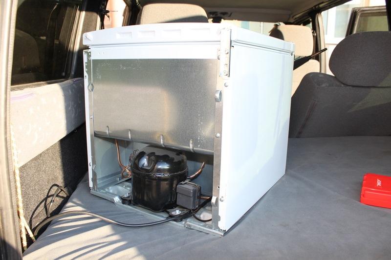Холодильник своими руками в машину