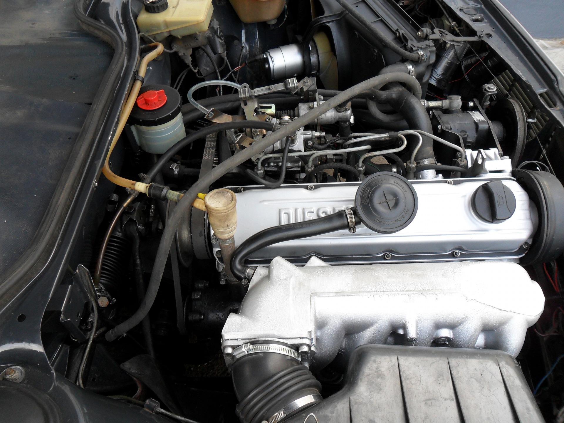 Двигатель 2.0 дизель на ауди