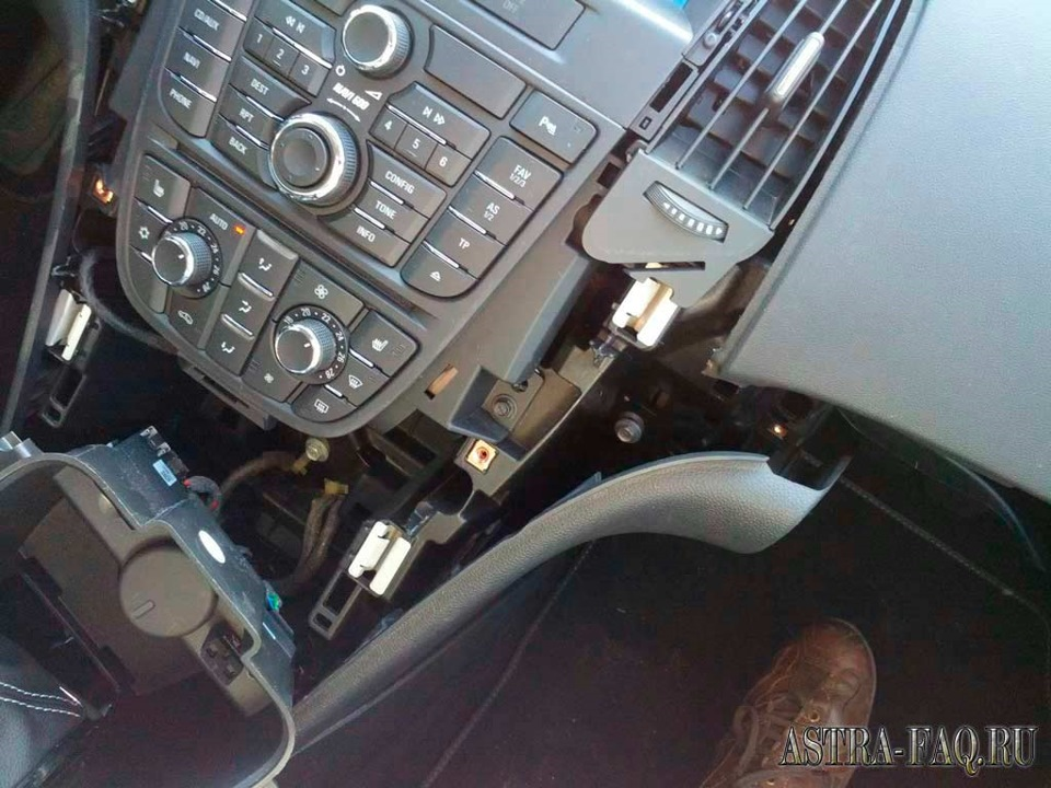 Инструкция Opel Astra Gts