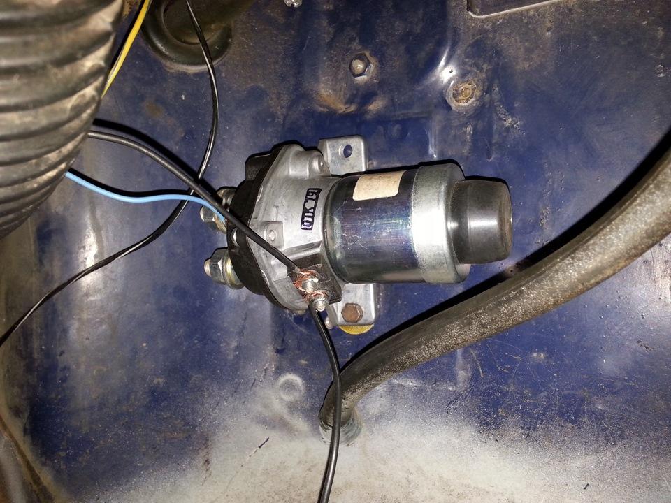 Как сделать выключатель массы на ваз 2106 - Leksco.ru