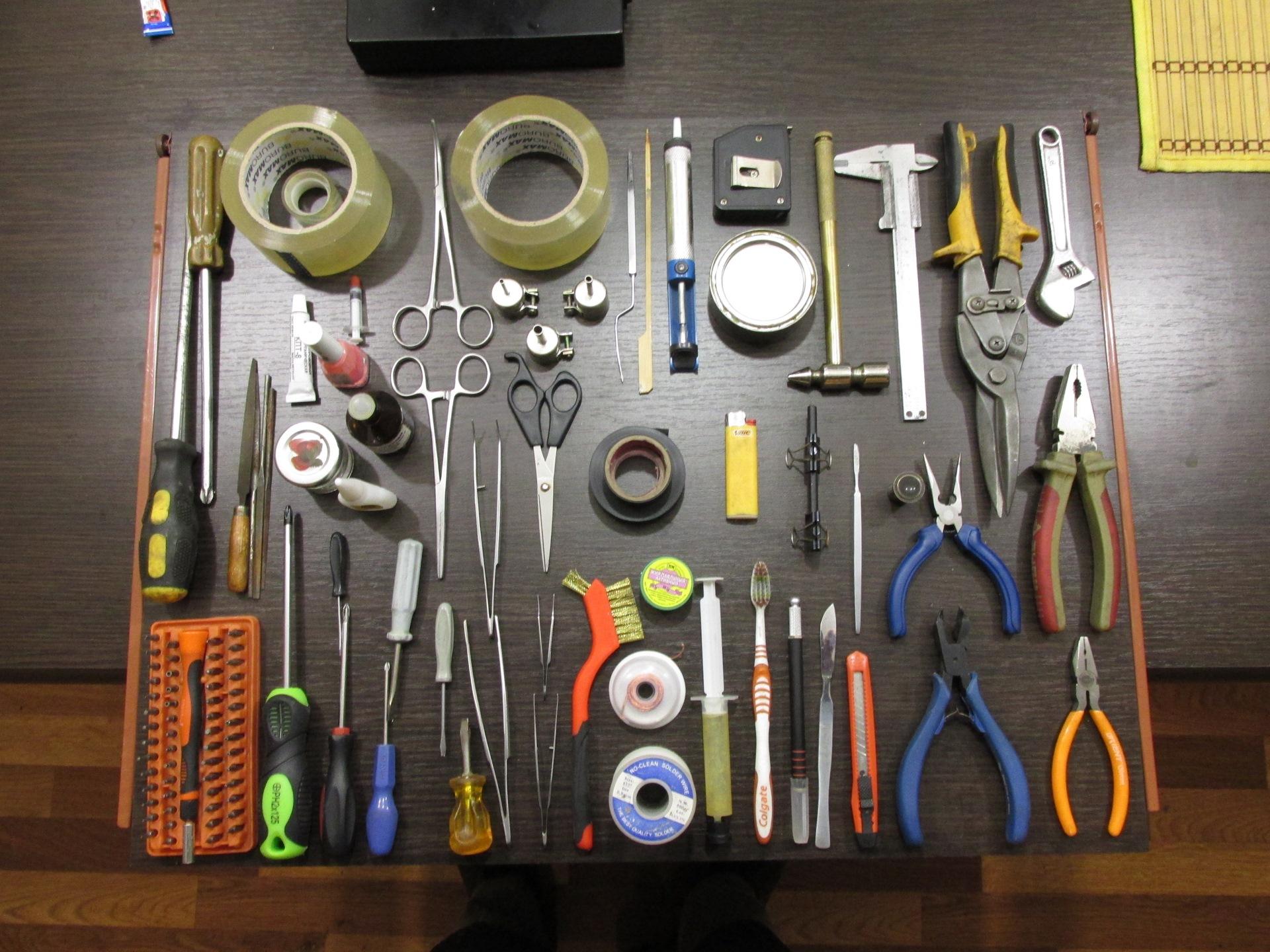 Приспособления своими руками для инструмента