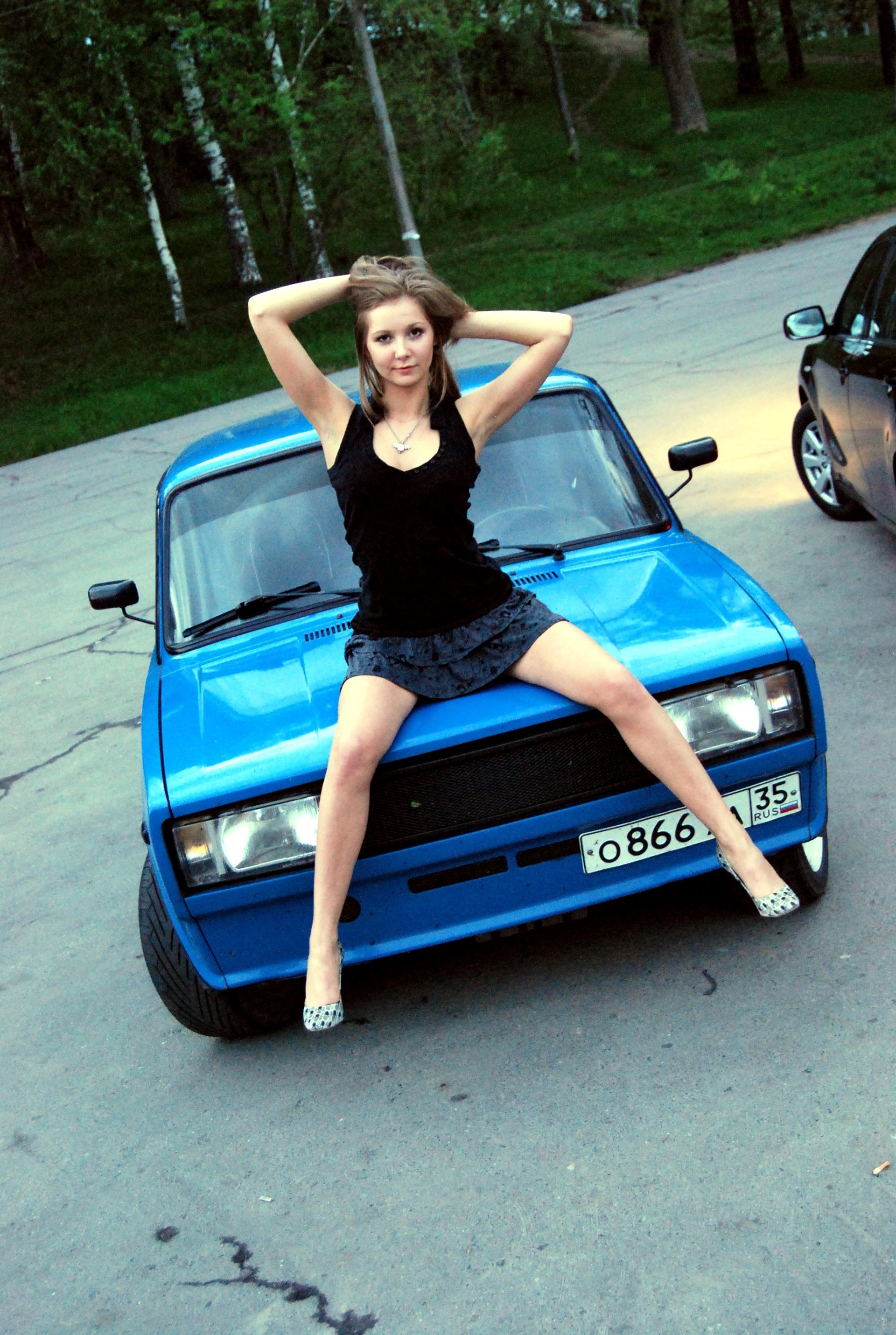 Телка наши русские 12 фотография