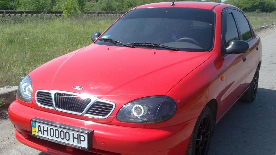 Daewoo Lanos RED, SX | DRIVE2