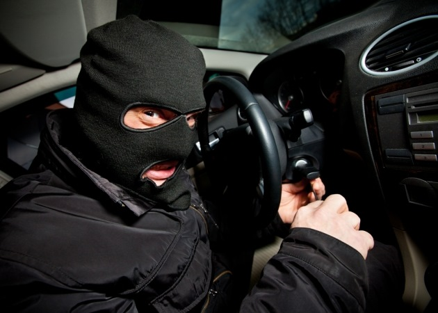 Hijacking a car (article number 166) - how many years About the theft of a car or other vehicle