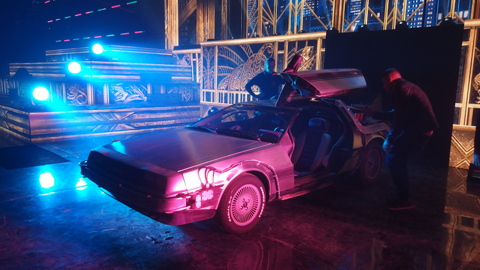DeLorean DMC-12 Редкий DeLorean 5978   DRIVE2 c0357338b8e