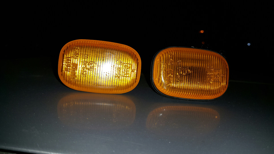 Replacement Of Headlights Of The Follower Koite On