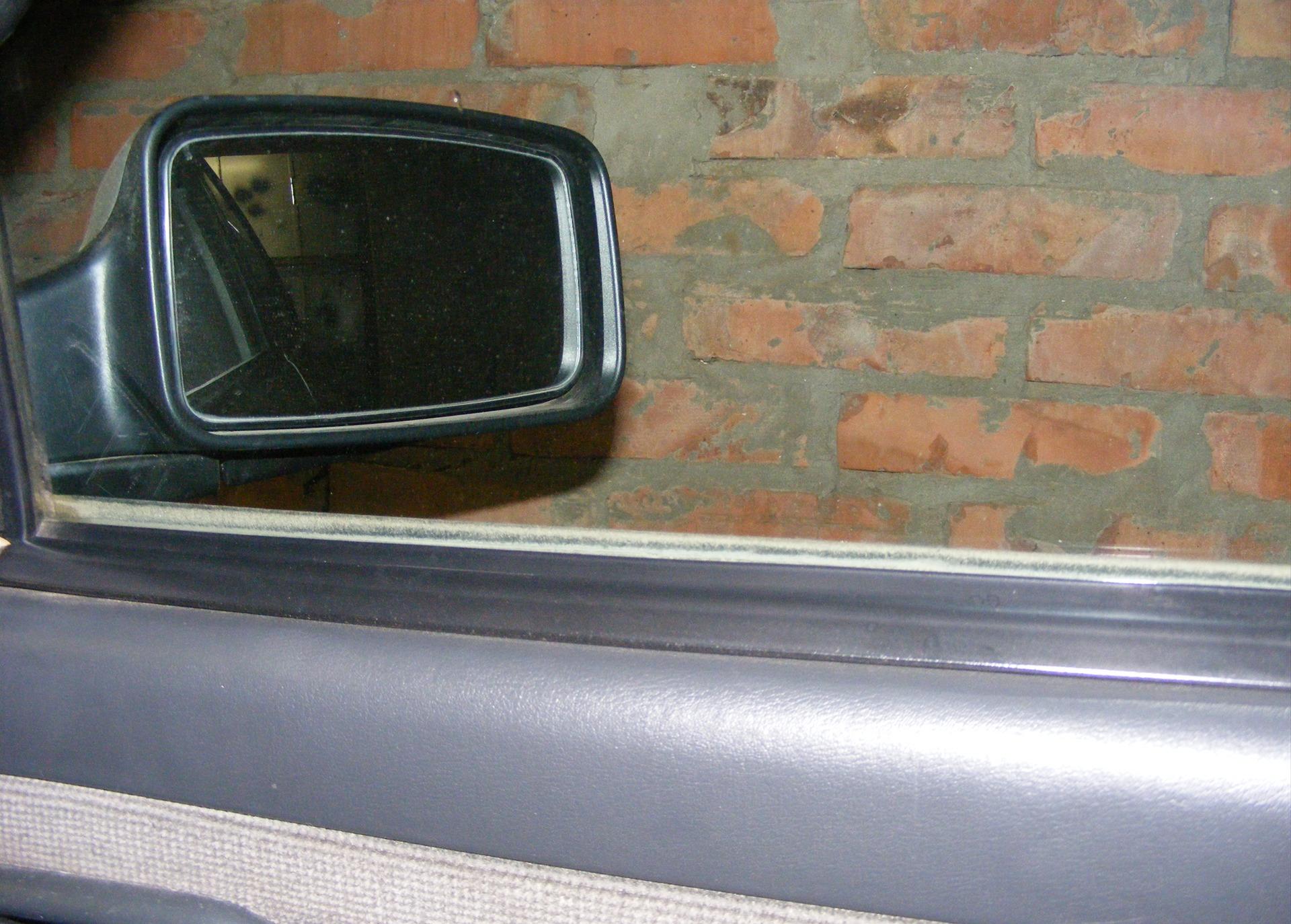 Установка двойных стекол на приору