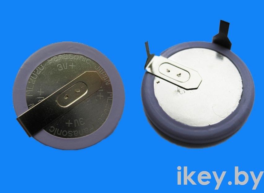 Замена батарейки в ключе bmw e46