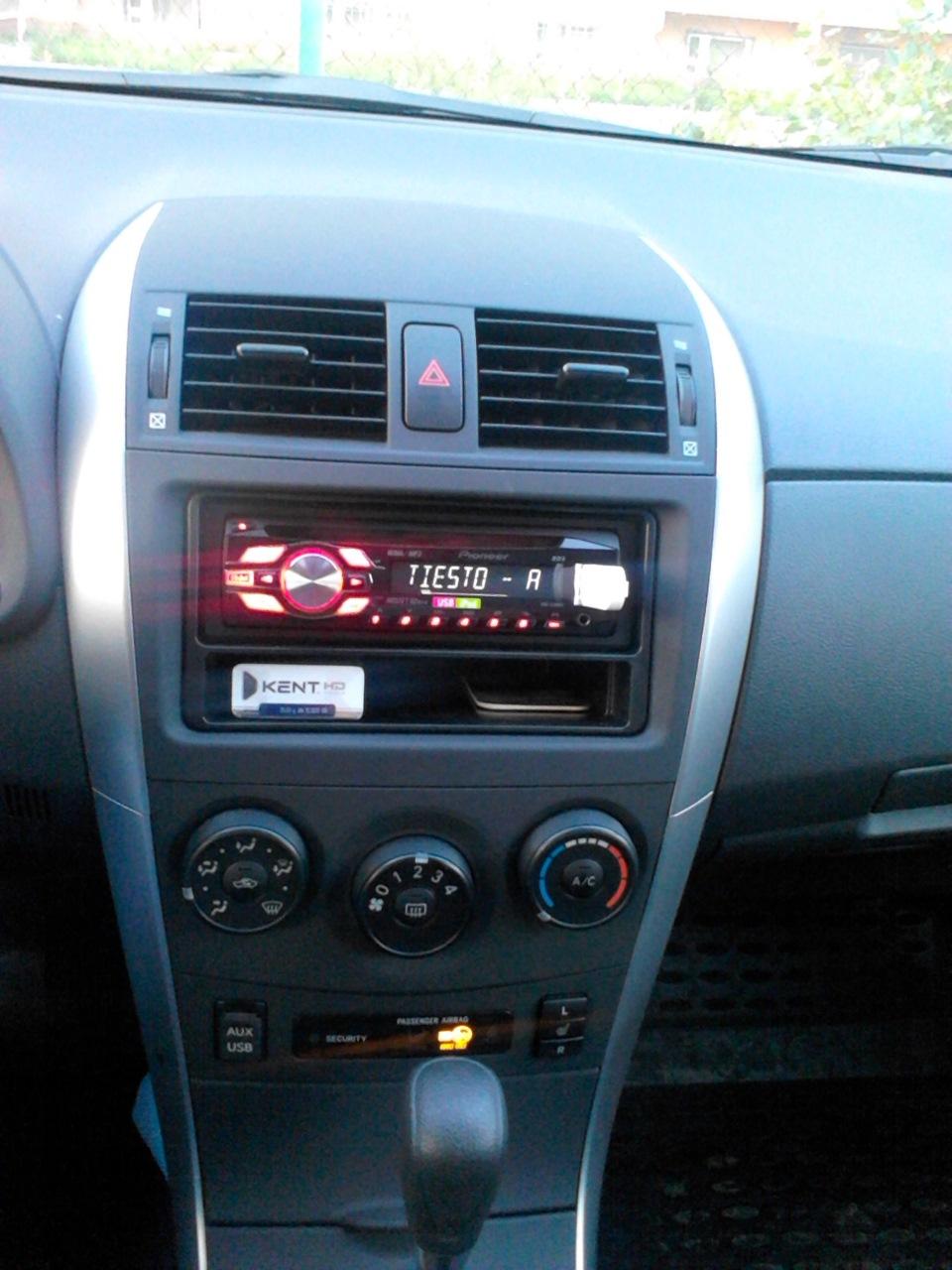 переходная рамка Toyota Королла #8