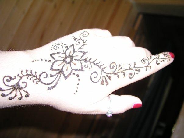 Что можно нарисовать на руке ручкой легко и красиво? Рисунки