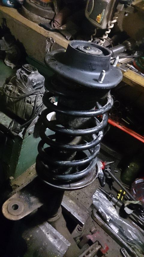 Ремонт передней подвески на шевроле ланос