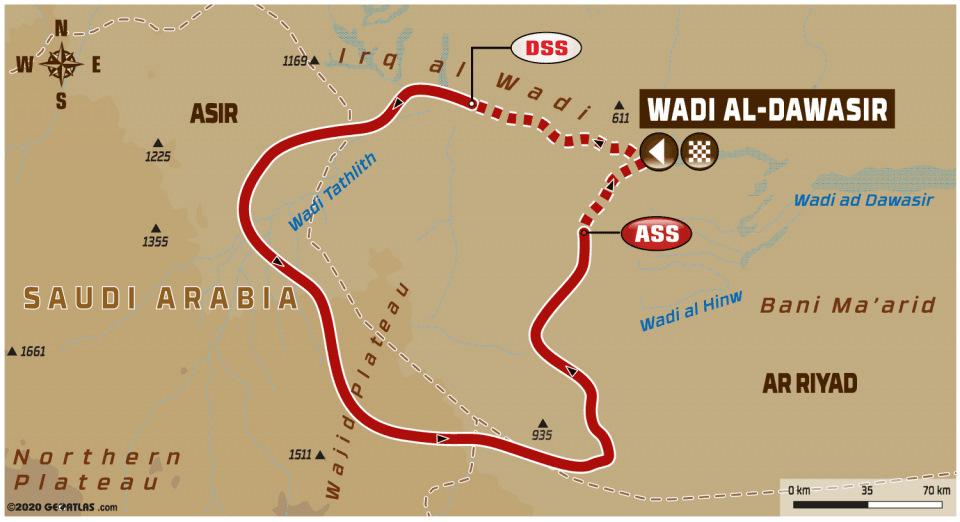 карта 8 этапа