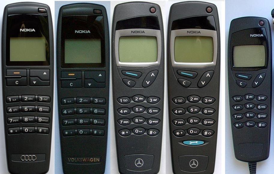 трубок Nokia 6090/6091