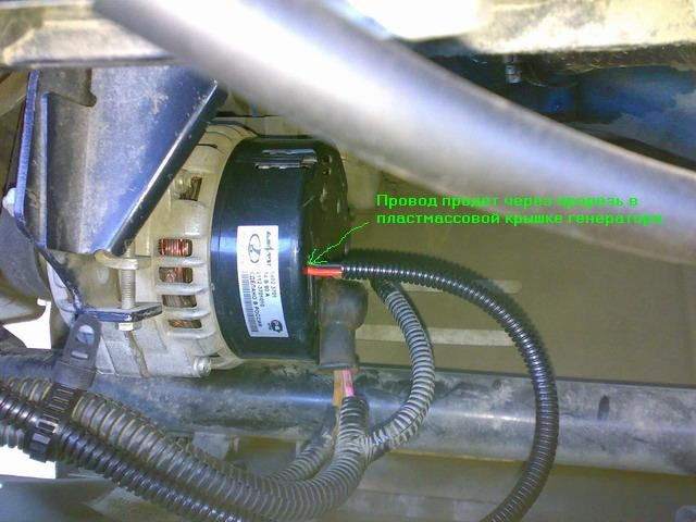 Трехуровневый регулятор напряжения ваз 2110 видео