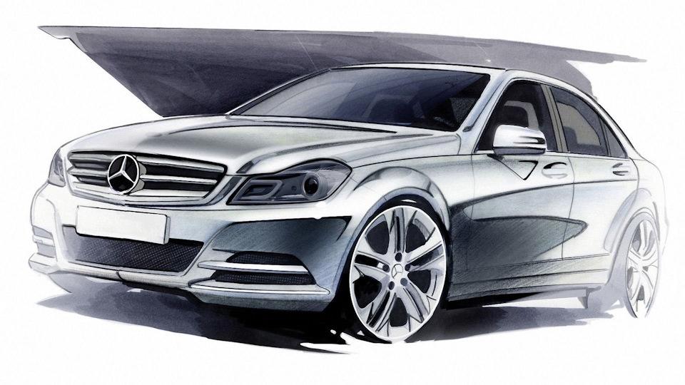 P0705 ошибка по датчику положения селектора HELP — Mercedes-Benz C