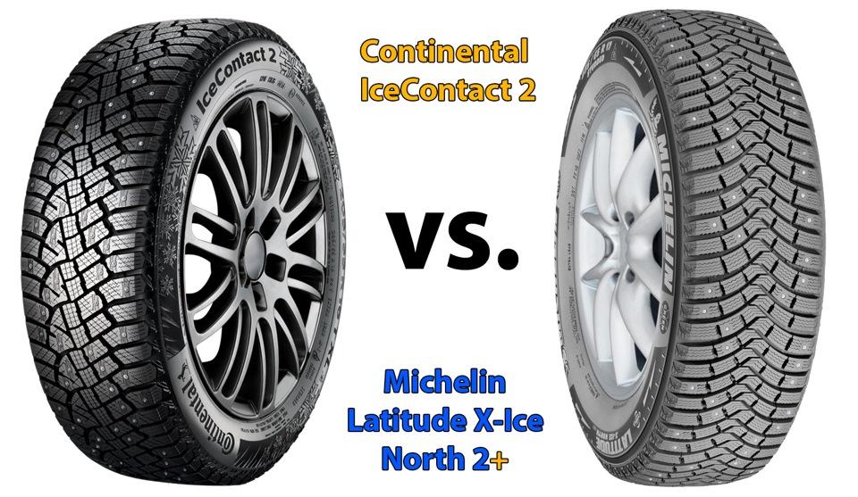 Зимняя шина continental contiicecontact 2