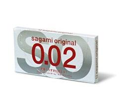 Презервативы sagami 0 02