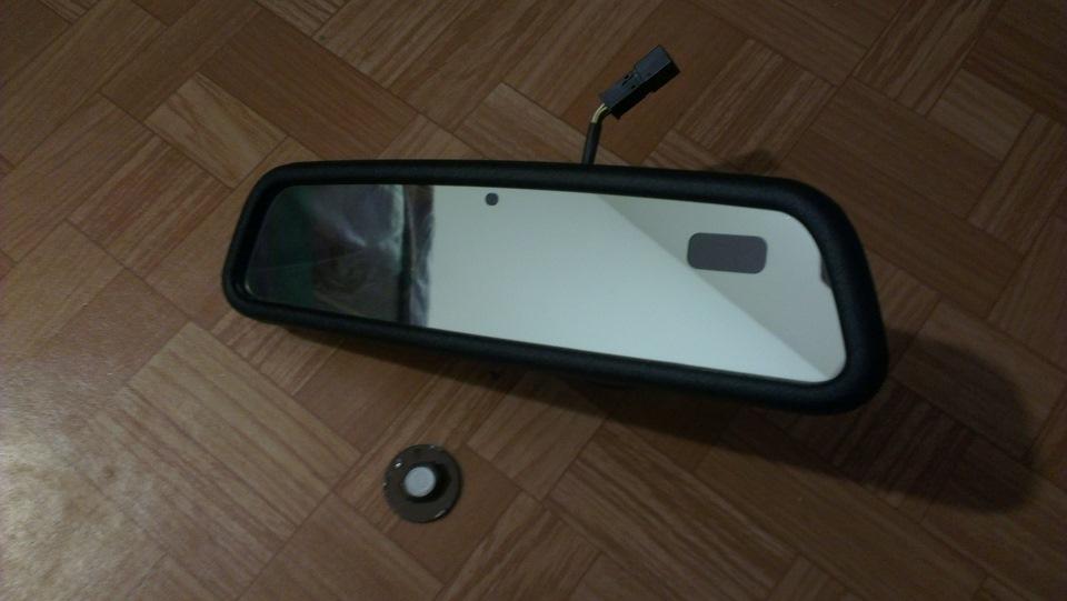 Салонное зеркало А6 С5(С6),