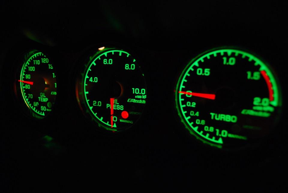 Как сделать авто приборы 156