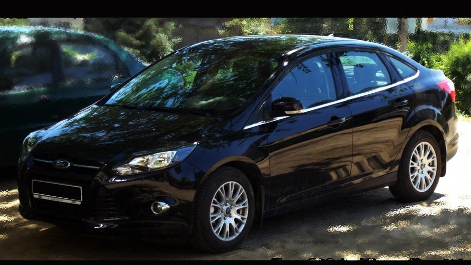 Форд фокус титаниум фото