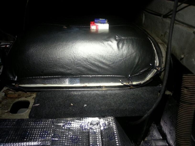 Примерка капота - бортжурнал УАЗ 3741 УМЗ 4218 2.89л DRIVE2