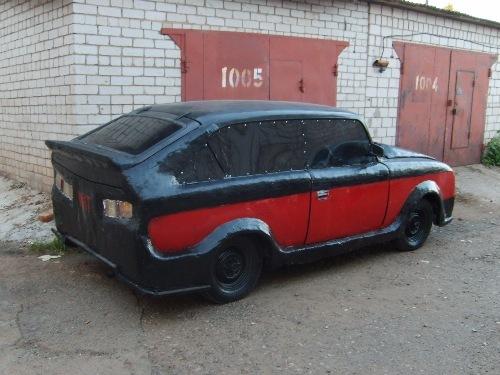 Дипломный проект Сообщество Музей bullshit тюнинга на drive  ru cars selfmade pacha777