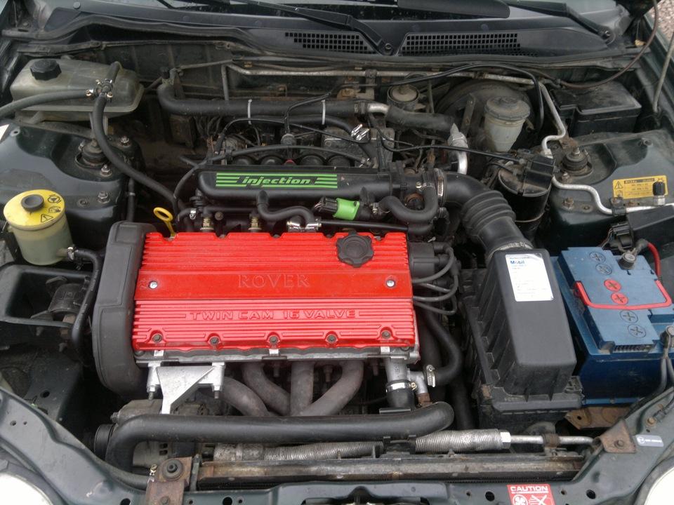 Схема двигателя ровер 400