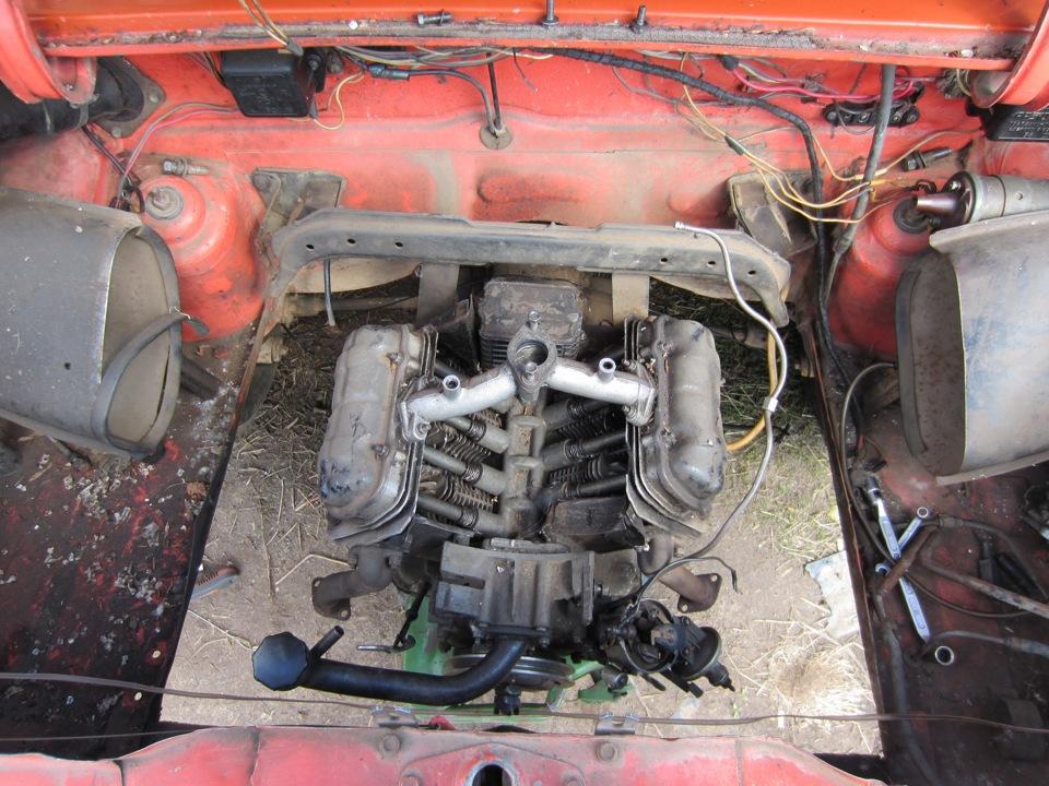 двигатель от запорожца фото все детали