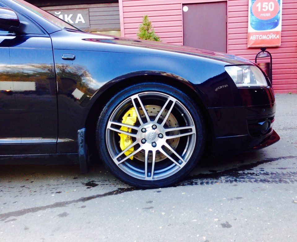 Bbk Brembo 17z 18z To Audi A6 C6 Any Suggestions