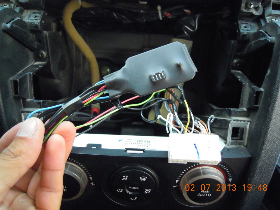 Как сделать кнопку для магнитолы 657