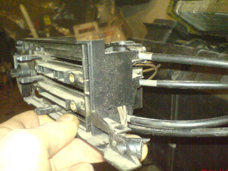 Печка БМВ Е-30