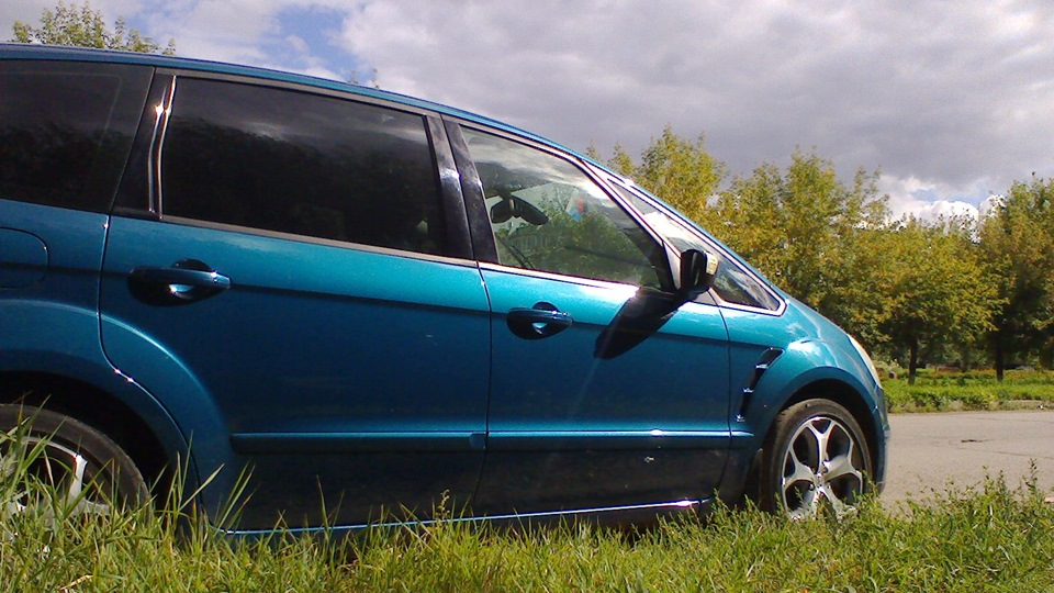 масла для ford s max 2.5t