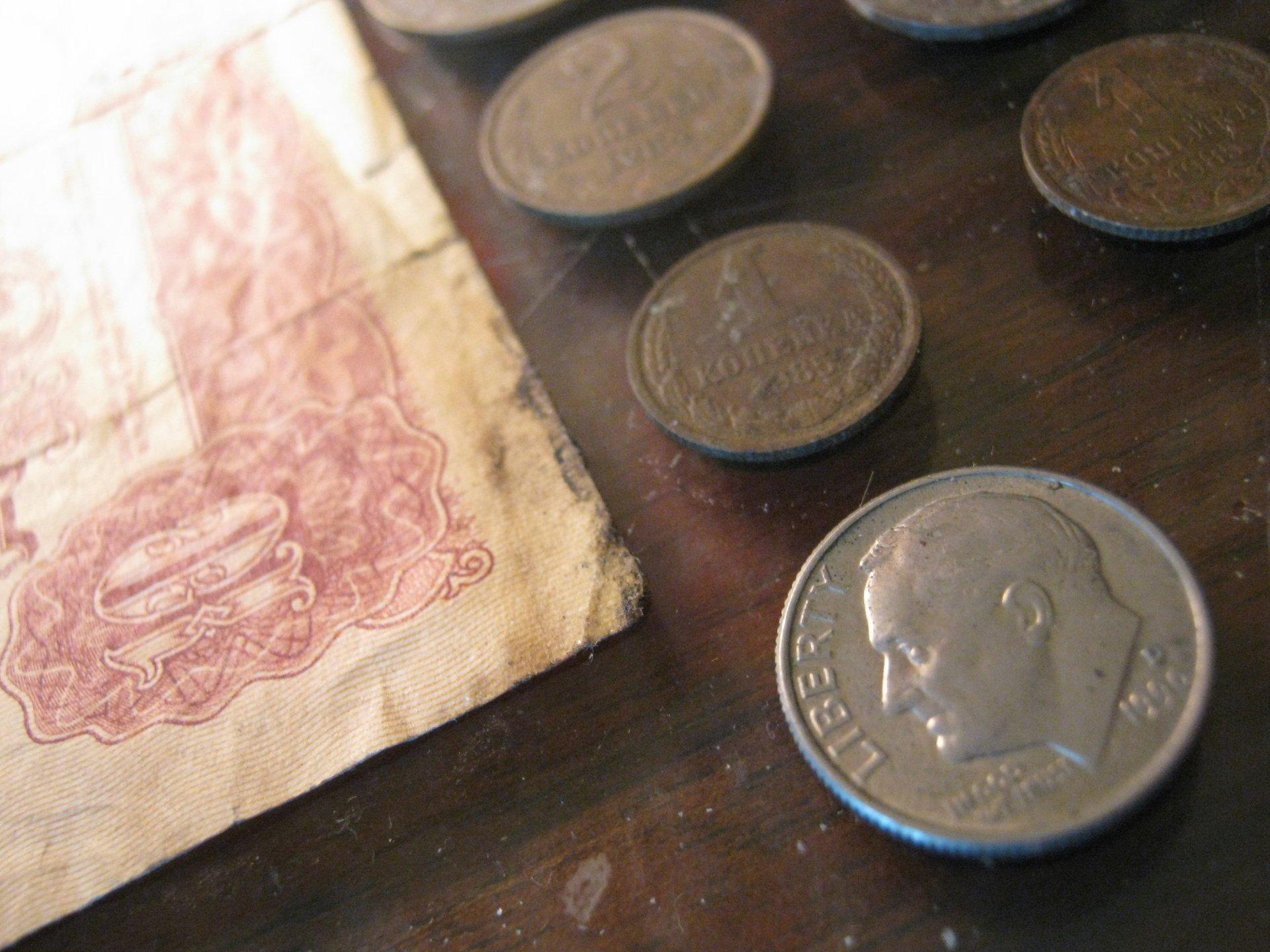 Все советские валюты фото