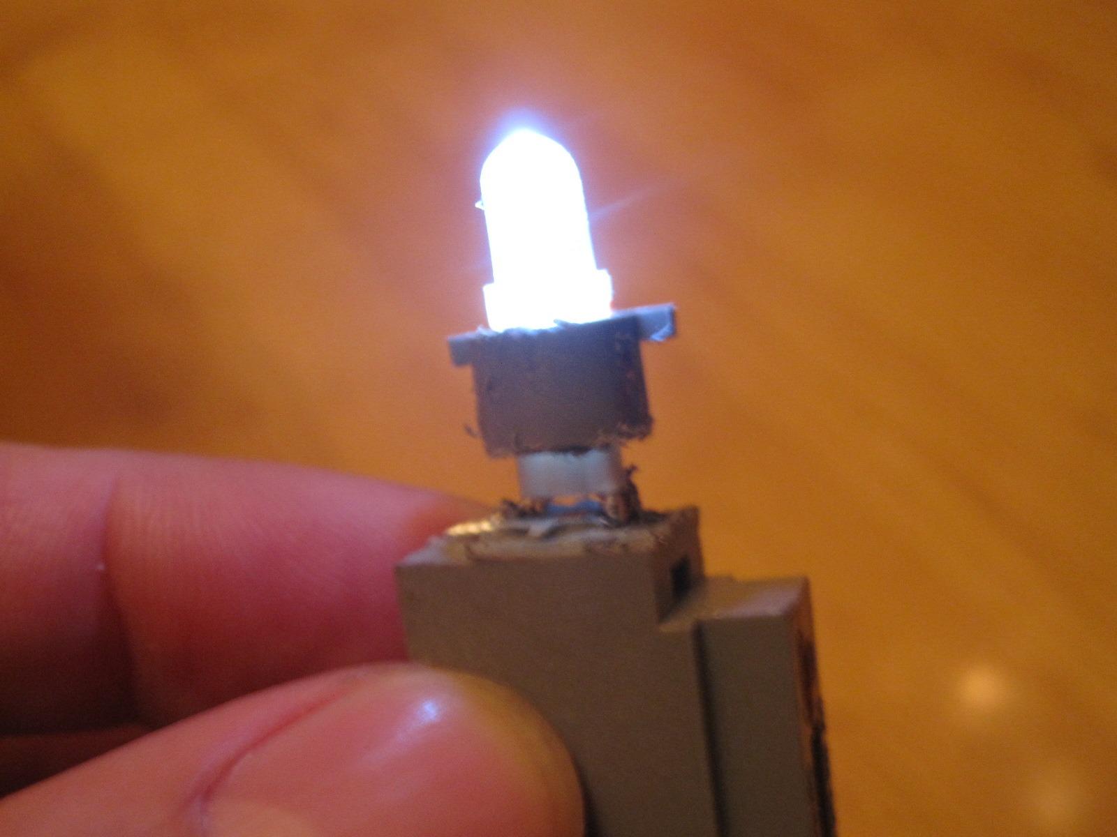 Подсветка пепельницы - Интернет магазин Lights-Market 33