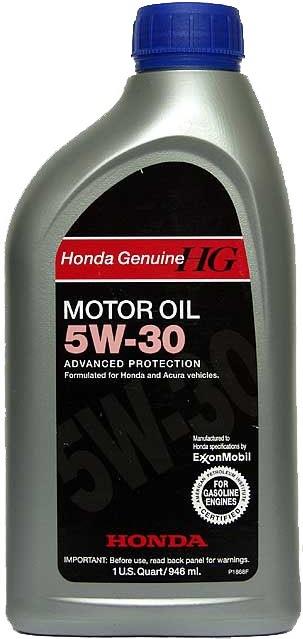 Какое масло лучше для двигателя хонда
