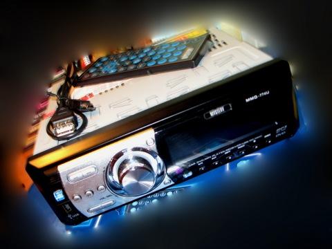 Продам голову Mystery MMD-774U MMD-774U Мультимедийный ресивер * DVDCDCD-R...