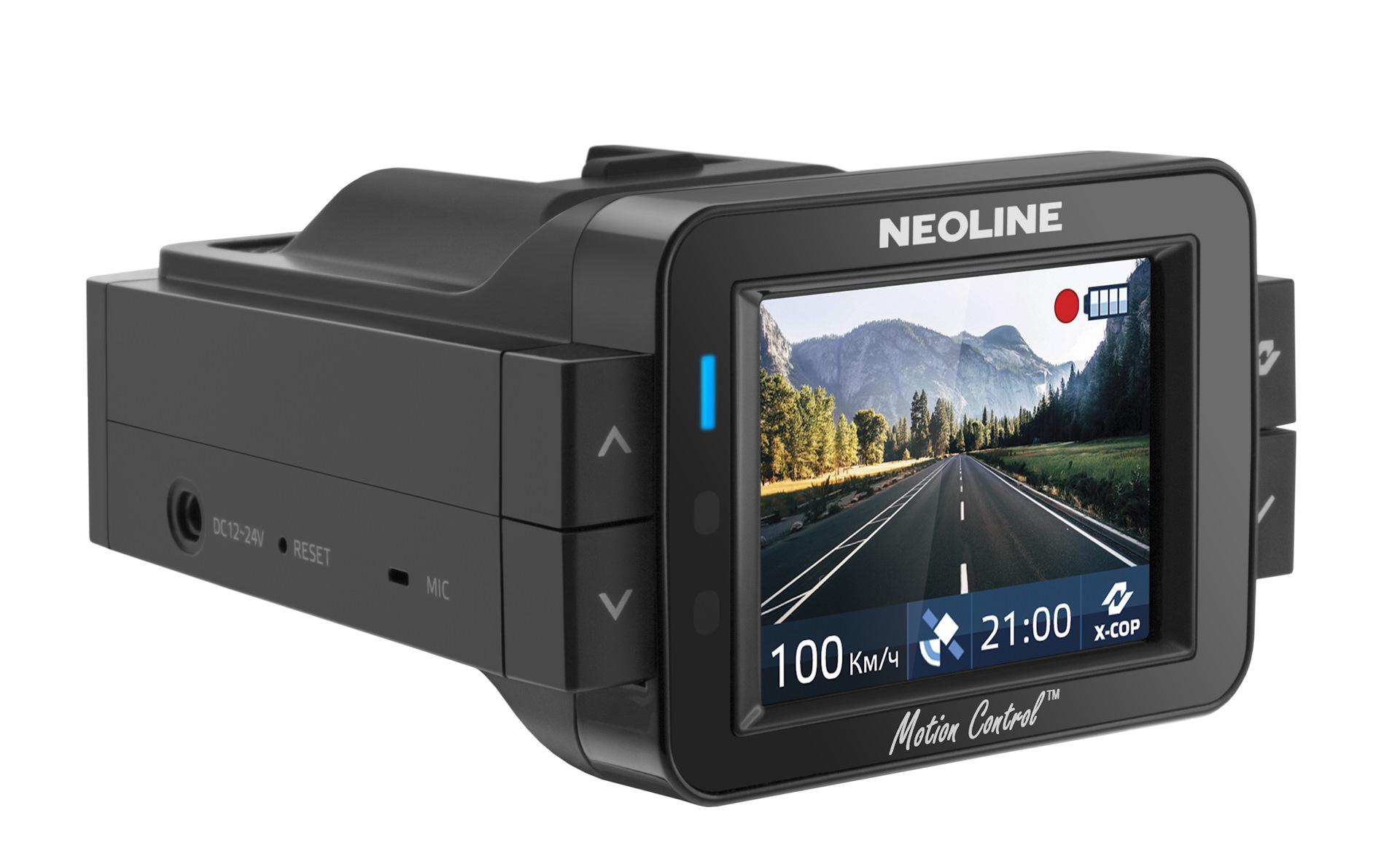 Видеорегистратор Neoline X-COP 9100S в Тюмени