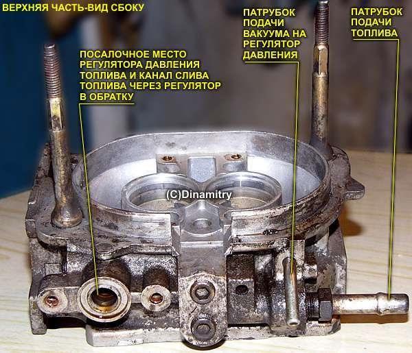 форсунки моновпрыск nissan terrano устройство схема