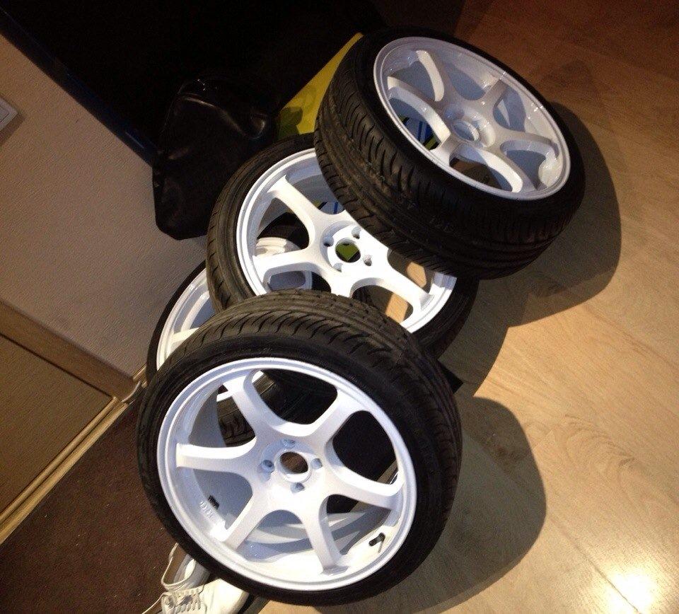 Диски R17 4x98 - Автомобильные шины и диски в Самаре