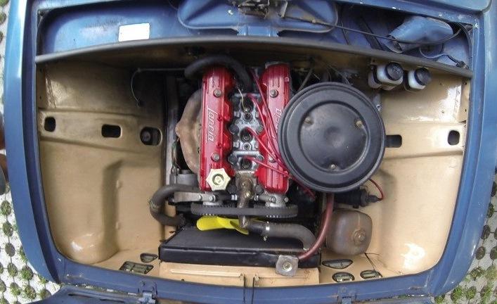фиатовский двигатель на классику