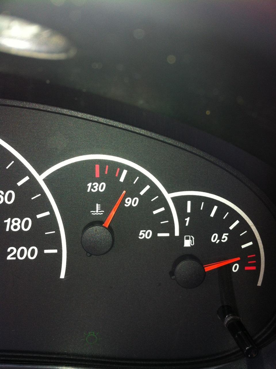 температура двигателя в картинках был