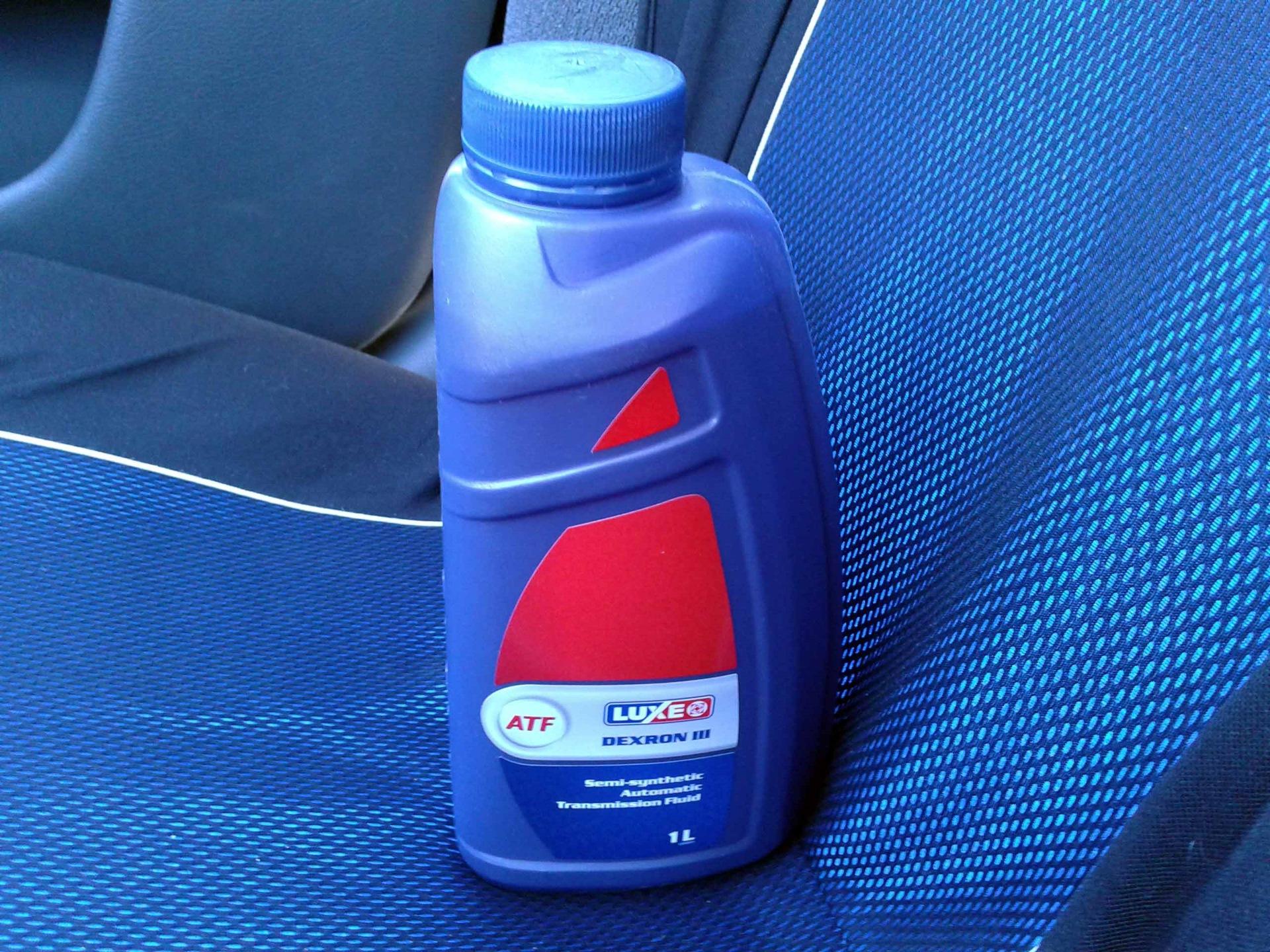 жидкость для гур шевроле ланос