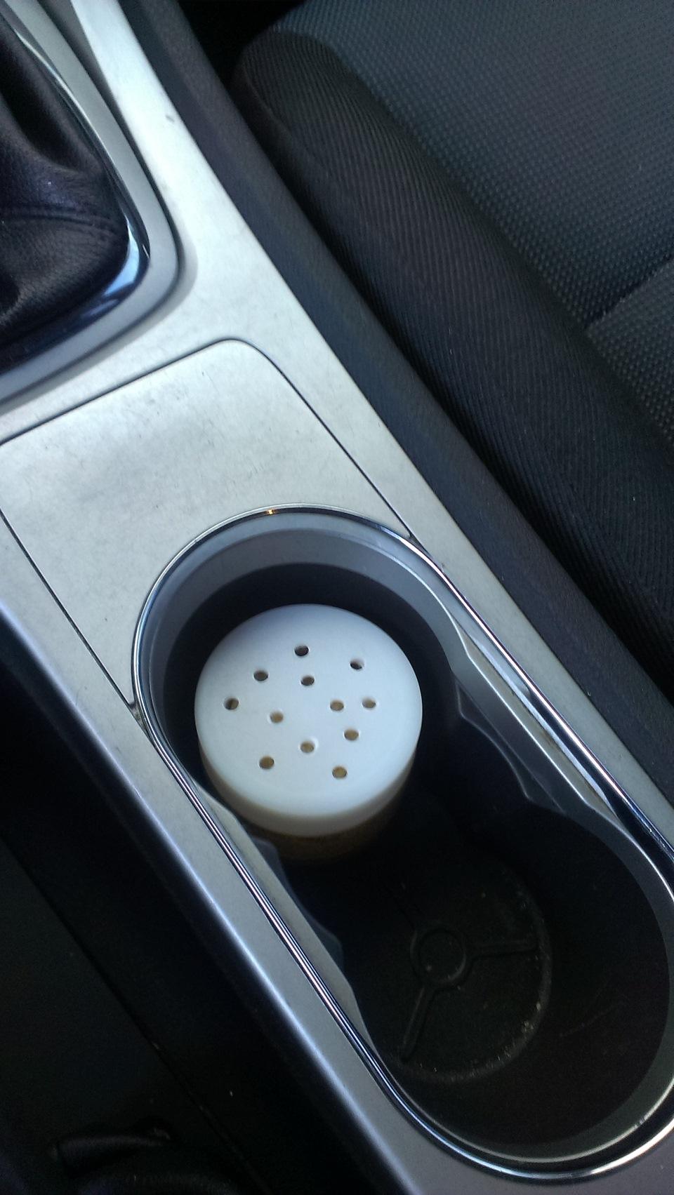 Сделать своими руками освежитель в машину