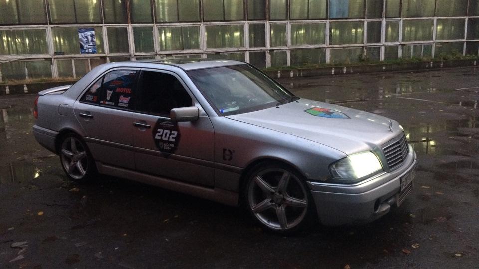 Mercedes benz c class w202 1jz gte vvt i drive2 for Mercedes benz c class w202